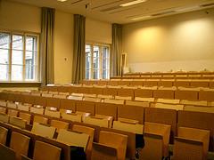 Studienbeginn Hörsaal